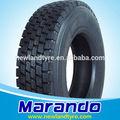 Tbr pneus 295 / 80R22 5 315 / 80R22 5 de alta qualidade chinesa pneus famoso triângulo marca Westlake