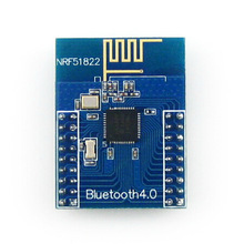 ble4.0 development board Bluetooth module NRF51822 low power consumption