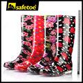 Rubber boots rain boots wellies wellington boots, gum shoes W-6040