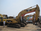 Used Excavator 320C for sale in Shanghai, used heavy machine for sale