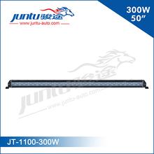 Juntu 50 Inch 300W Projector Lens LED Light Bar Single Row LED Light Bar