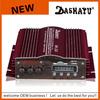 DASHAYU professional power sound digital car audio amplifier