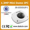DS-2CD2512F-I mini digital camera hikvision ir dome camera with sd card