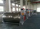 Wide-steel washer/clothes washing machine/horizontal industrial washing machine