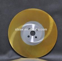 W6 hss saw blades steel blade metal cutting disc