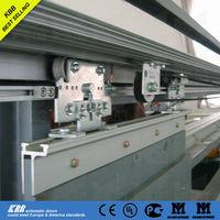 Automatic sliding door operator, motor, radar, photocell, CE UL certificate