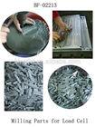 high precision aluminium alloy parts Weight Measuring Sensor / load cell parts