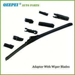 Professional Wiper Blade Supplier, TOP GRADE Muti Adaptor car glass polyurethane adhesive sealant