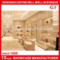 profesional de la producción de muebles para el zapato exhibición de la tienda de muebles