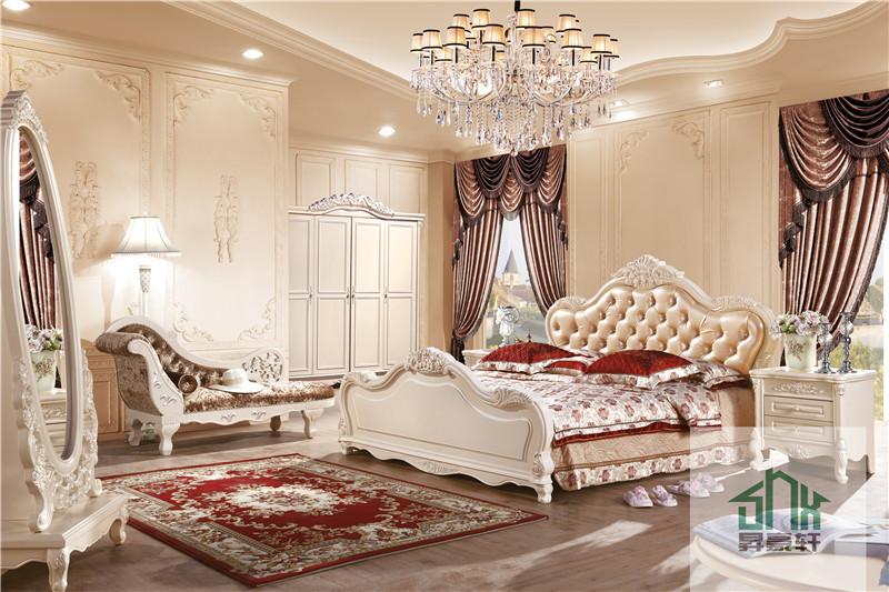 Ha- 918# Royal möbel schlafzimmer-sets italienische schlafzimmer-sets ...
