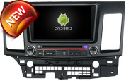 WITSON ANDROID 4.2 MITSUBISHI LANCER 2006-2013 DASH BOARD CAR DVD WITH GPS WITH A9 CHIPSET 1080P