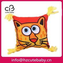 square cat plush toy