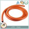 light weight pvc gas hose soft green pvc fuel hose LPG pipe