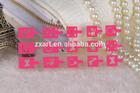 Hot Fashion nail art design &nail art stencil e
