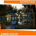 فيلا تصميم منزل 3d المعمارية تصميم البرمجيات
