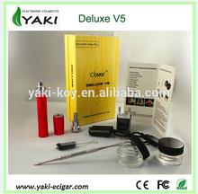 dry herb chamber vaporizer pen clover Deluxe V5 dry herb vaporizer