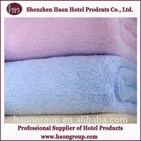 Bamboo baby towel, Bamboo fabric towel, Bamboo towel