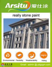 Uv radiation high quality really stone paint uv paint antifungal coating