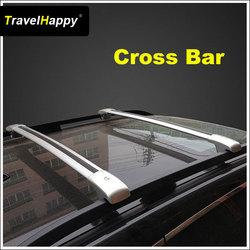 Aluminium Roof Rack Cross Bars for Chevrolet Trax/Chevrolet Captiva