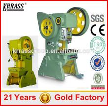 150 ton power press for sale,mechanical metal sheet press machine,steel plate hole power press