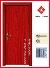 Hot sell latest design wooden doors designs light color wooden interior doors