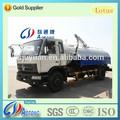 dongfeng chassi 4x2 5 carregador de água de caminhões e reboques