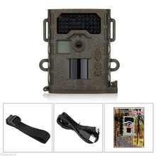 HD 720P 12 Mega Pixel max 940NM 48pcs black IR LED IP66 digital wild game camera