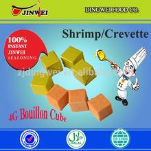 4Gram NEW ARRIVE AFRICAN BOUILLON SHRIMP SEAFOOD CUBE