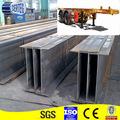 Viga de aço fabricante ferro H vigas usado vigas preços da China