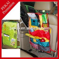 High quality promotional multifunction Hanging Car Organizer