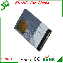 China factory low price mobile phone battery for nokia bl-5c