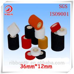 Yida 36mm*12mm printing roller/printing roll/ink roller