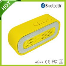 GK-A23 OEM hifi portable cube shape wireless bt speaker christmas gift