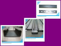 Cold bend profile steel / galvanized profile steel / c shaped steel channels
