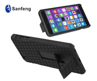 Encased Hard Shell Protective Case for iphone 6 Plus with Holster and Kickstand