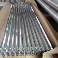 En acier galvanisé ondulé toiture/gi tôle d'acier ondulée