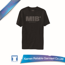 High quality OEM organic cotton t shirt men's t shirt from China supplier