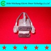 Hebei Weichuang Brand High strength JNS four-core centralized wedge strain clamp suitable for the end of overhead wire terminal