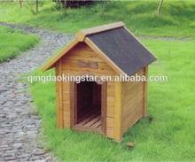 wholesale wooden waterproof dog house