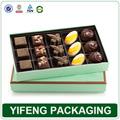 De China venta al por mayor de embalaje personalizado diseño de osos de brownie de caja de embalaje
