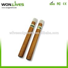 E cigar disposable electronic cigarette, 1300 puffs soft tip e cigar disposable e-cigarette