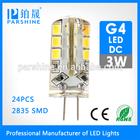 2014 G4 Led Bulb Light 3w High Quality Led G4 Led 12v Lamp energy saving