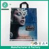 High Quality custom made wholesale patch handle plastic bag