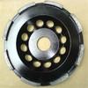 professional manufacturer sintered diamond concrete grinding disc