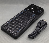 2012 NEW Gyroscope Mini Fly Air Mouse AK601 2.4GHz wireless Keyboard for google android Mini PC TV Palyer box