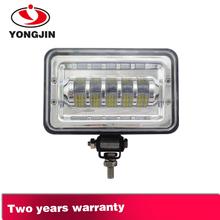 5'' led head light 9~32V led off road lights 50W LED truck light