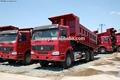 hino pesados 6x4 caminhões basculantes