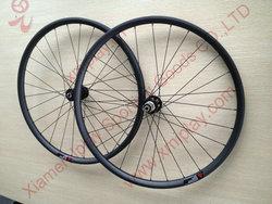 Hookless carbon mtb wheels Novatec hub front 9mm/rear 12mm wheels 29 wheel mountain bike