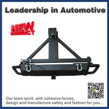 Free logo OEM car tuning accessory 4x4 jeep wrangler rear bumper diffuser