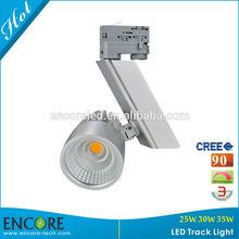 Dali Dimming Original CREE COB Meanwell Driver LED Lighting System, 30W COB LED Track Light